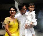 Amir Khan celebrate Eid ul-Fitr