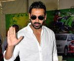 John Abraham inaugurates Mumbai International Motor Show