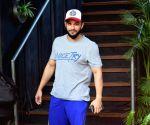 Bollywood actor Kunal Khemu spotted in Bandra