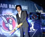 Shah Rukh Khan at NDTV Toyota has launched University Cricket Championship