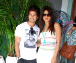 Shahid and Priyanka promote TMK  at Cocoberry