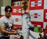 Vivek Oberoi at World No Tobacco Day