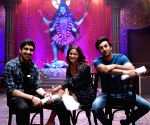 Alia Bhatt posts pics with 'magical boys' Ranbir and Ayan Mukerji