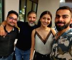 Anushka joins Virat in Miami ahead of West Indies series