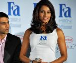 Bollywood actress Bipasha Basu launched Fa Perfume.