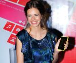 Kalki Koechlin during the unveiling of Nokia Lumia 920 and Nokia Lumia 820
