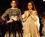 India Couture Week 2014 -  Kangna Ranaut