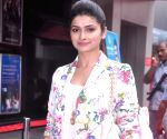 Prachi Desai celebrates World Environment Day