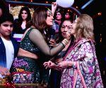 Raveena has 'best birthday ever' on 'Nach Baliye 9' set