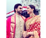 Ranveer Singh and Deepika Padukone visit Golden Temple on wedding anniversary
