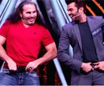 Free Photo: WWE Universe gets a Bollywood punch