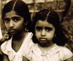 Bg B tweets rare childhood pic of Lata and Asha