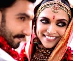 Deepika, Ranveer give a glimpse of their wedding celebrations