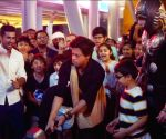 SRK joins Captain America, Iron Man, Thor in Dubai