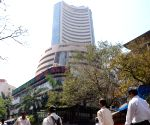 Sensex opens in green, all eyes on Fed