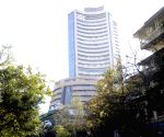 Sensex, Nifty opens in green; banking stocks down