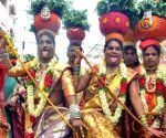 Bonalu celebrations