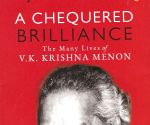 V.K. Krishna Menon emerges larger than life in Jairam Ramesh's biography
