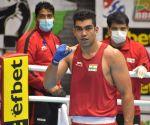Boora confirms India's 1st medal at Strandja Memorial boxing tourney