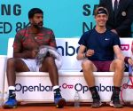 Bopanna-Shapovalov lose in quarters of Madrid Open