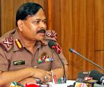 Dhaka (Bangladesh): Border Guard Bangladesh press conference