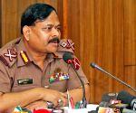Dhaka (Bangladesh): Border Guard Bangladesh press conference