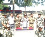 BSF seized heroin worth Rs 10 crores