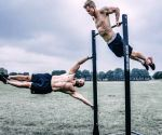 Bored of the treadmill? Try an acrobatic workout