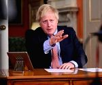 Notion of int'l community looks tattered after Covid-19: UK PM
