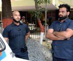 Bouncers accompany Tej Pratap Yadav to Bihar Assembly