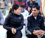 Delhi LG inaugurates 4-day Sports Carnival