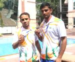 Interaction with boxers who represented India at Men's World Boxing Championships
