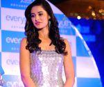 Mumbai : Nargis Fakhri launches Everyuth Naturals Face Wash