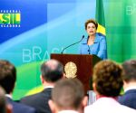 BRAZIL BRASILIA JUSTICE ROUSSEFF STATEMENT
