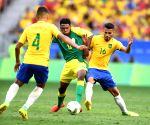 BRAZIL-BRASILIA-OLYMPICS-MEN'S FOOTBALL-BRAZIL VS SOUTH AFRICA