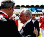 BRAZIL BRASILIA PRESIDENT CEREMONY