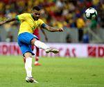 BRAZIL BRASILIA SOCCER FRIENDLY MATCH BRAZIL VS. QATAR