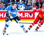 SLOVAKIA BRATISLAVA ICE HOCKEY IIHF WORLD CHAMPIONSHIP SEMIFINAL FIN VS RUS