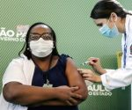 Brazil launches mass Covid-19 vaccination campaign