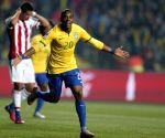 CHILE-CONCEPCION-AMERICAN CUP-BRAZIL VS PARAGUAY