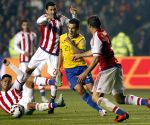 Brazil V/S Paraguay - Copa America 2015 quarter-finals soccer match