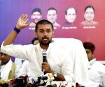 Chirag cites LJP Constitution, says way Paras elected leader illegal