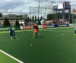 Breda (Netherlands): India vs Netherlands