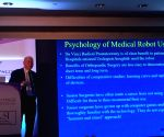Robotic surgery adoption in India linked to cost: Experts