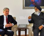 British Foreign Secretary calls on Punjab CM