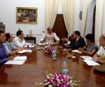 British envoy meets Rajnath Singh