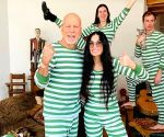 Bruce Willis, Demi Moore self-isolate together