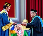 BRUNEI BANDAR SERI BEGAWAN UBD CONVOCATION
