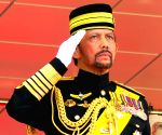 BRUNEI-BANDAR SERI BEGAWAN-SULTAN-BIRTHDAY CELEBRATION