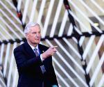 Significant divergences in UK-EU talks: Michel Barnier